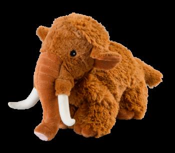 Warmies - grelna igrača mamut - termofor