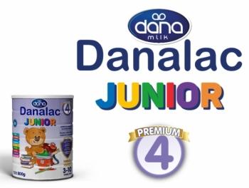 Danalac JUNIOR 4 formula za majhne otroke