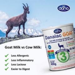 Danalac GOAT 3 nadaljevalna formula na osnovi kozjega mleka