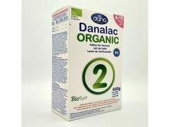 Danalac ORGANIC 2, ekološka nadaljevalna formula