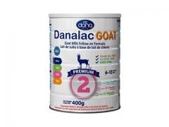Danalac GOAT 2 nadaljevalna formula na osnovi kozjega mleka