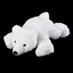 Warmies grelna igrača - polarni medved, termofor
