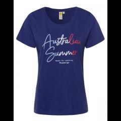Roadsign majica, ženska, Australian summer