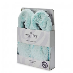 Grelni copati WARMIES mint